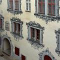 Nordflügel im Innenhof des Alten Schlosses