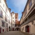 Innenhof Altes Schloss