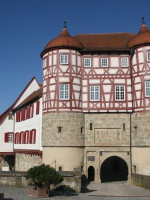 Altes Schloss - Tortürme