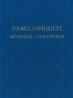 Familienbuch Münster / Unterrot